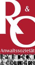 Anwaltssozietät Rybicki & Collegen Logo